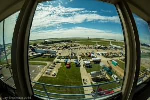 Control Tower View